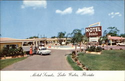 Sands Motel and Restaurant