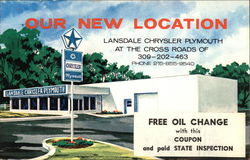 Landsdale Chrysler Plymouth Dealership