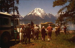 Jackson Hole by Bus and Boat