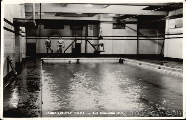 London Central Y.M.C.A - Swimming Pool England