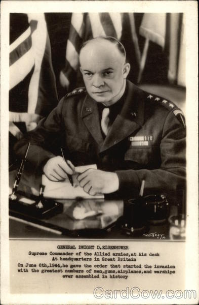 General Dwight D. Eisenhower Military