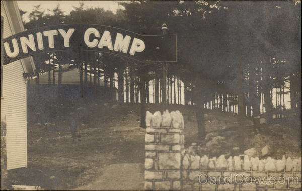 Unity Camp Landscapes