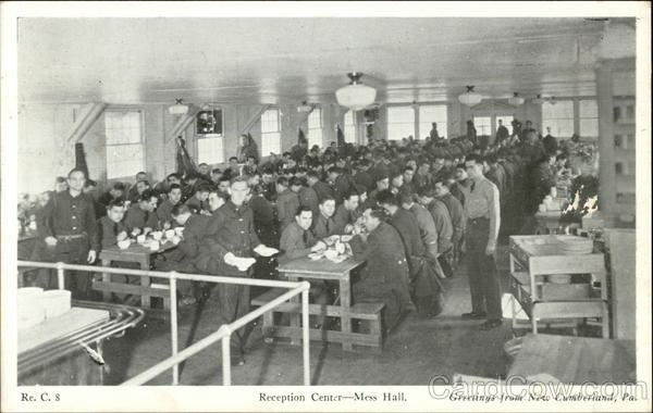 Reception Center - Mess Hall New Cumberland Pennsylvania