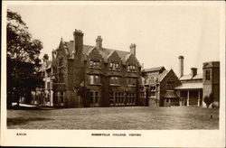 Somerville College Postcard