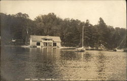 Boat House, Twin Lake Villa