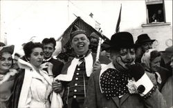 Group of People in Costume