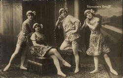 The Graff Sisters - Dance Performers