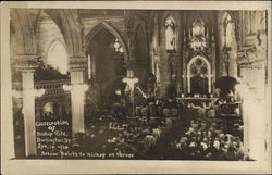 Consecration of Bishop Rice, April 14, 1910