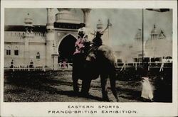 Franco-British Exhibition - Eastern Sports