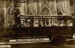 "Bus - ""Round Trip from Cologne"""