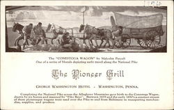 The Pioneer Grill, George Washington Hotel