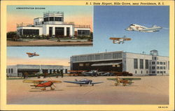 Rhode Island State Airport & Administration Building