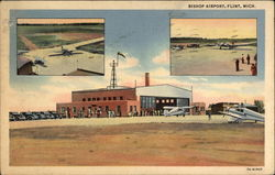 Views of Bishop Airport