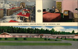 Motel Caswell, Junction Route 2 and 13