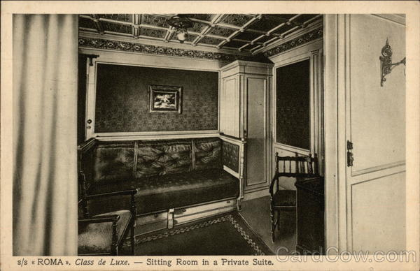 Roma Class de Luxe - Sitting Rome in a Private Suite
