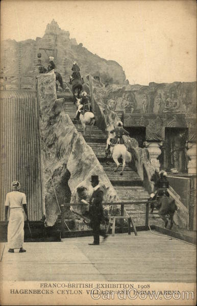 Franco-British Exhibition 1908 Exposition