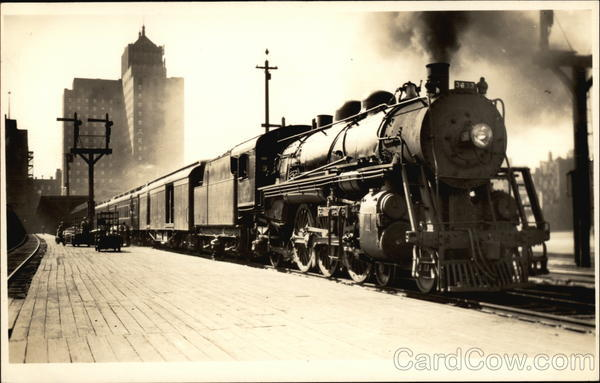 Boston & Maine Railroad - The Ambassador Locomotives