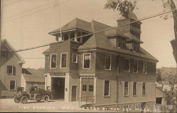 Fire Station Manchester Massachusetts