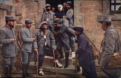The Wounded Heroes of Verdun