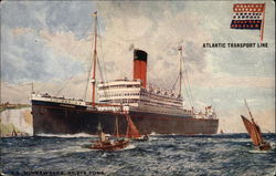 S.S. Minnewaska - Atlantic Transport Line