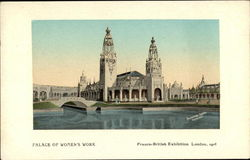 Palace of Women's Work, Franco-British Exhibition London