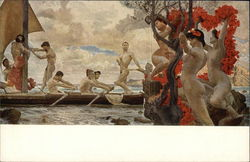 """Odysseus and the Sirens"" - Nudes"