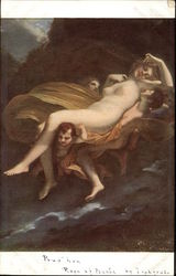 The Rape of Psyche by Zephyrus