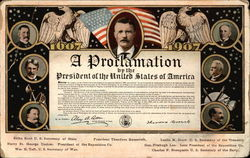 A Proclamation by the President of the United States of America