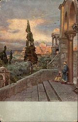View from the Temple in Jerusalem