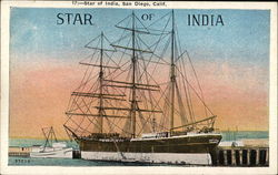 Star of India, San Diego, Calif