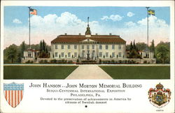 John Hanson - John Morton Memorial Building