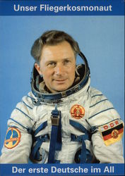 The First German Cosmonaut