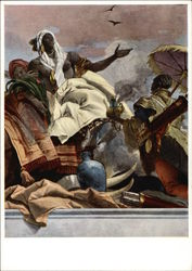 Africa by Giovanni Battista Tiepolo