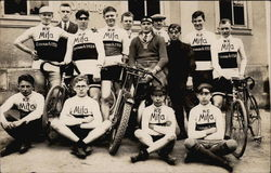 "1928 ""R.C. Mifa"" - Bicycle Racing Team"