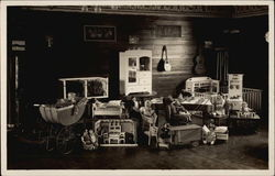 Photo of Dolls and Dollhouse Furniture, Toys
