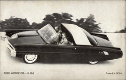 Ford Motor Co. - X-100