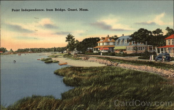 Point Independence from Bridge Onset Massachusetts