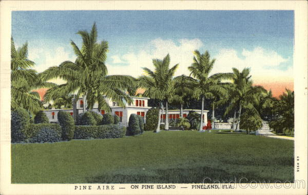 The Pine Aire - On Pine Island Pineland Florida