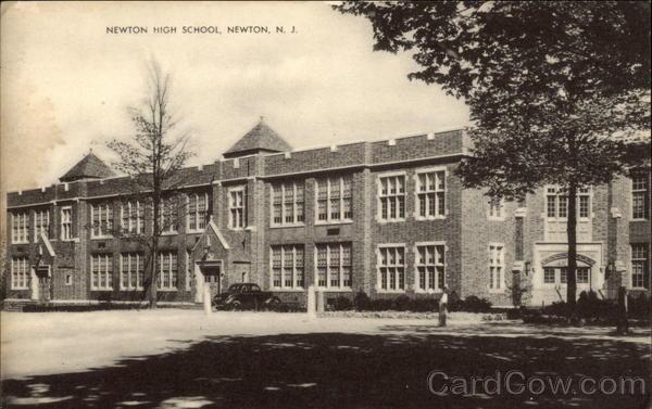 Newton High School New Jersey