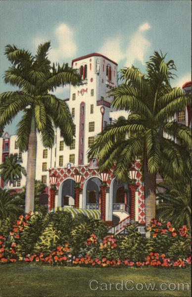 Hollywood Beach Hotel & Golf Club Florida