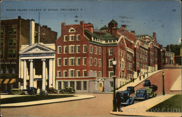 Rhode Island College of Design Providence