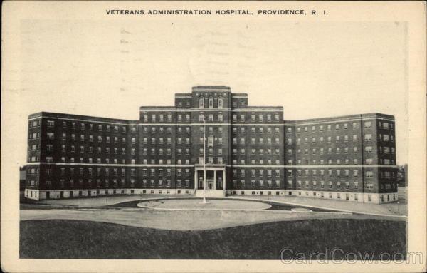 Providence Rhode Island Veterans Administration Hospital