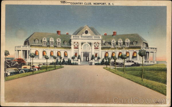Country Club Newport Rhode Island
