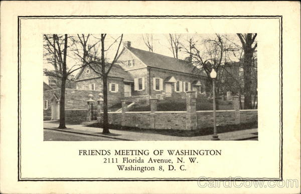 Friends Meeting of Washington District of Columbia