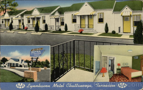 Lynnhaven Motel Chattanooga Tennessee