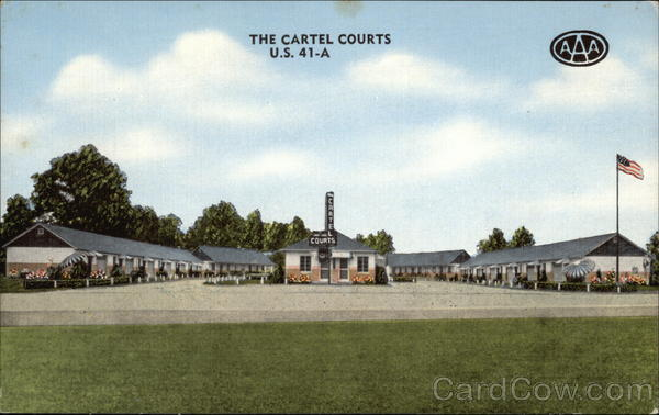 The Cartel Courts Joelton Tennessee