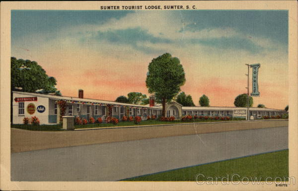 Sumter Tourist Lodge South Carolina
