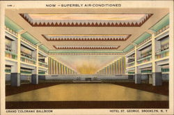 "Grand ""Colorama"" Ballroom, Hotel St. George"