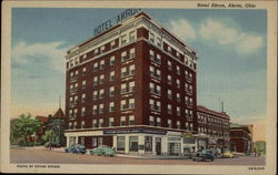 Street View of Hotel Akron