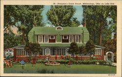 Hodgson's Guest House on Lake Erie